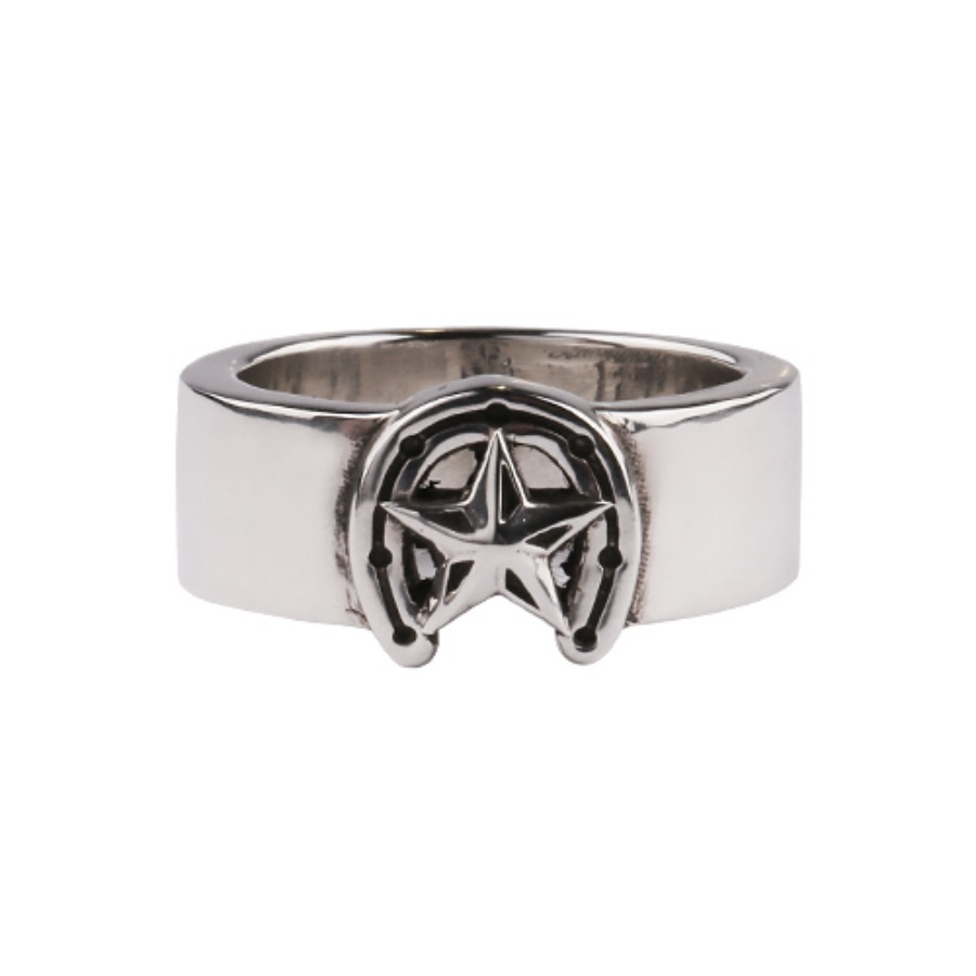 Star Horshoe Ring