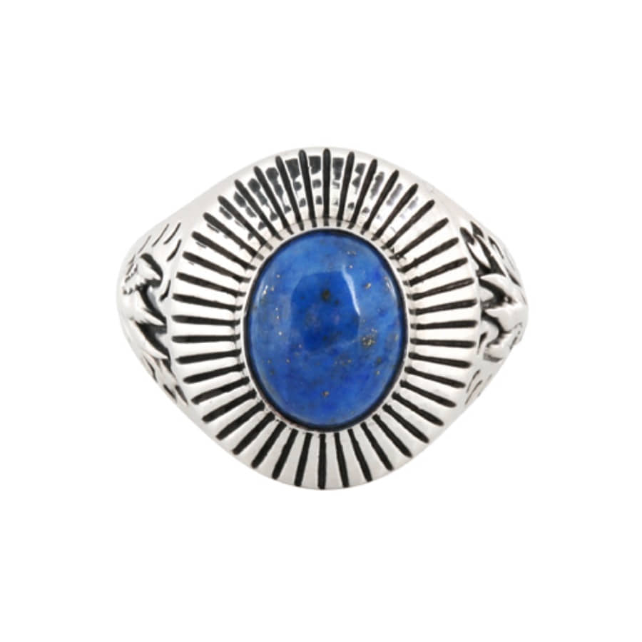 Swallow Egg ring- Blue