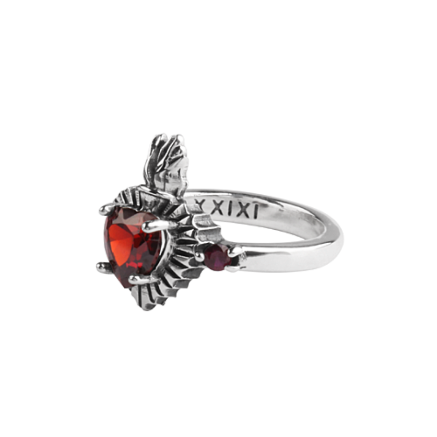 [MAXXIXI] Sacred ring red