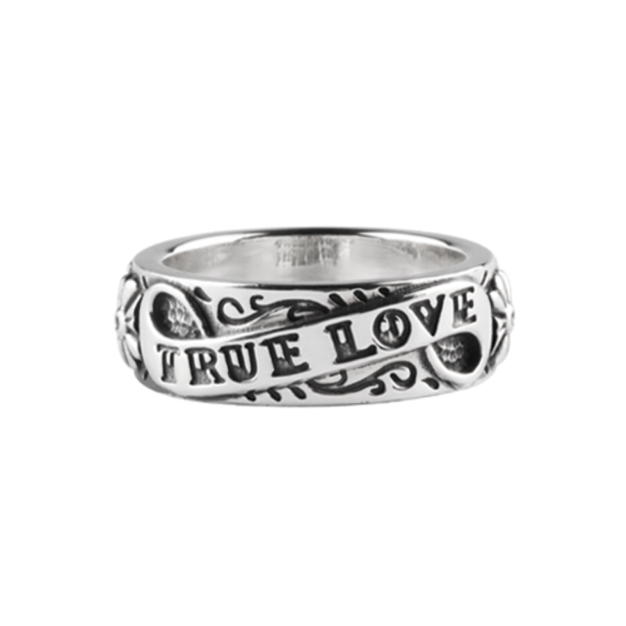 Ture Love Rolling Paper Ring