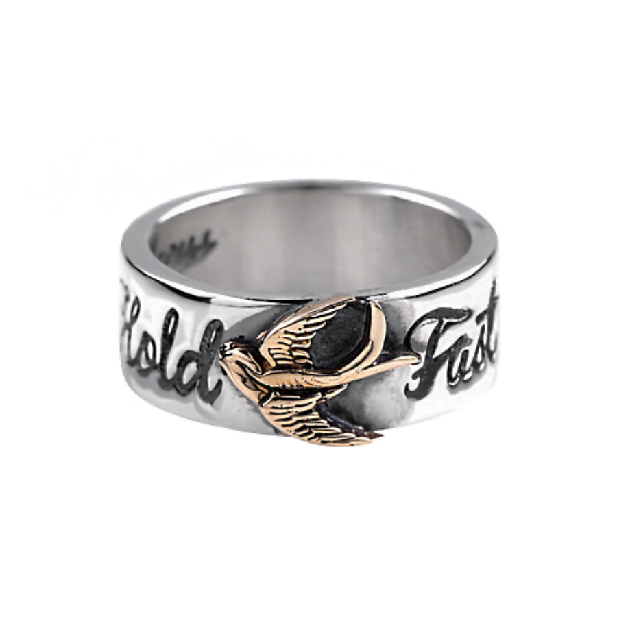 Old School Never Die Ring - Swallow