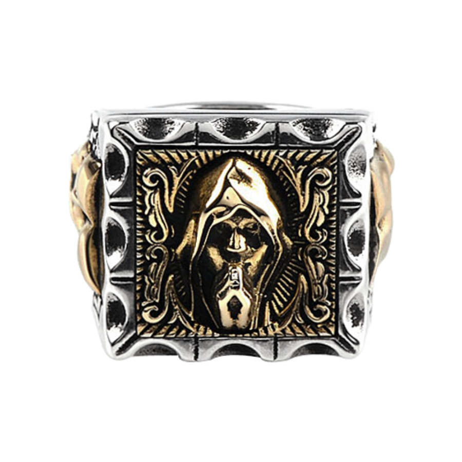 Chicano Janus Ring