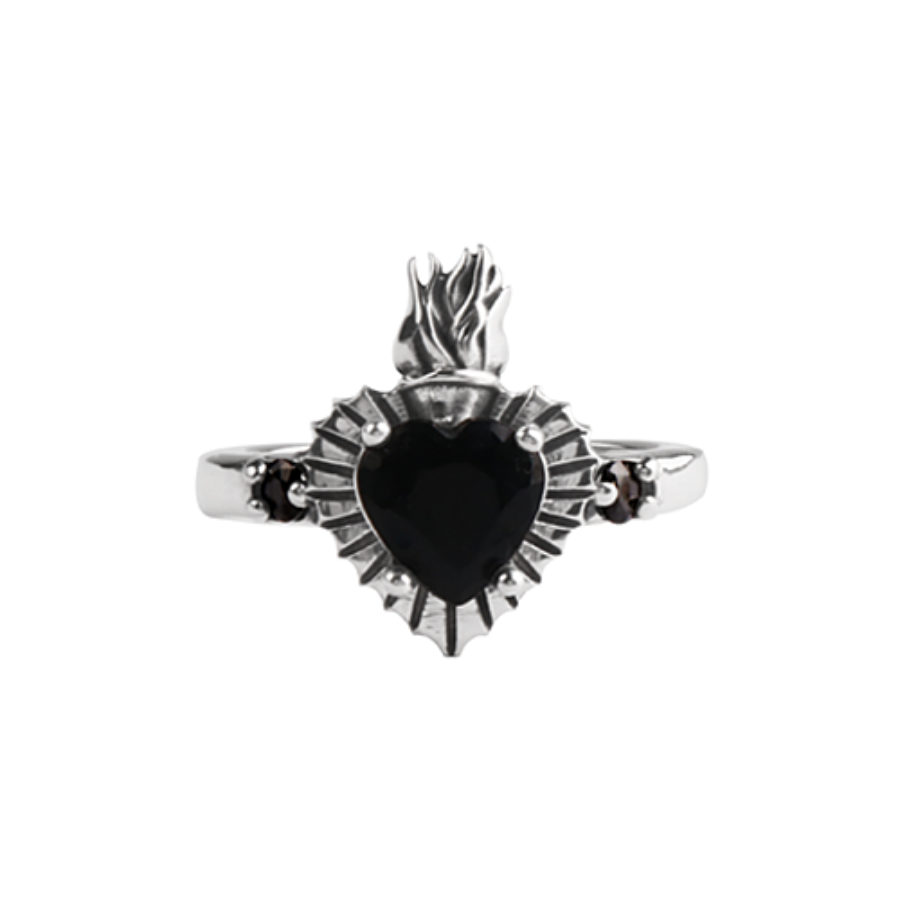 [MAXXIXI] Sacred ring black